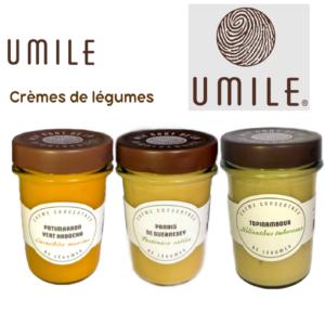 crèmes de légumes Umile